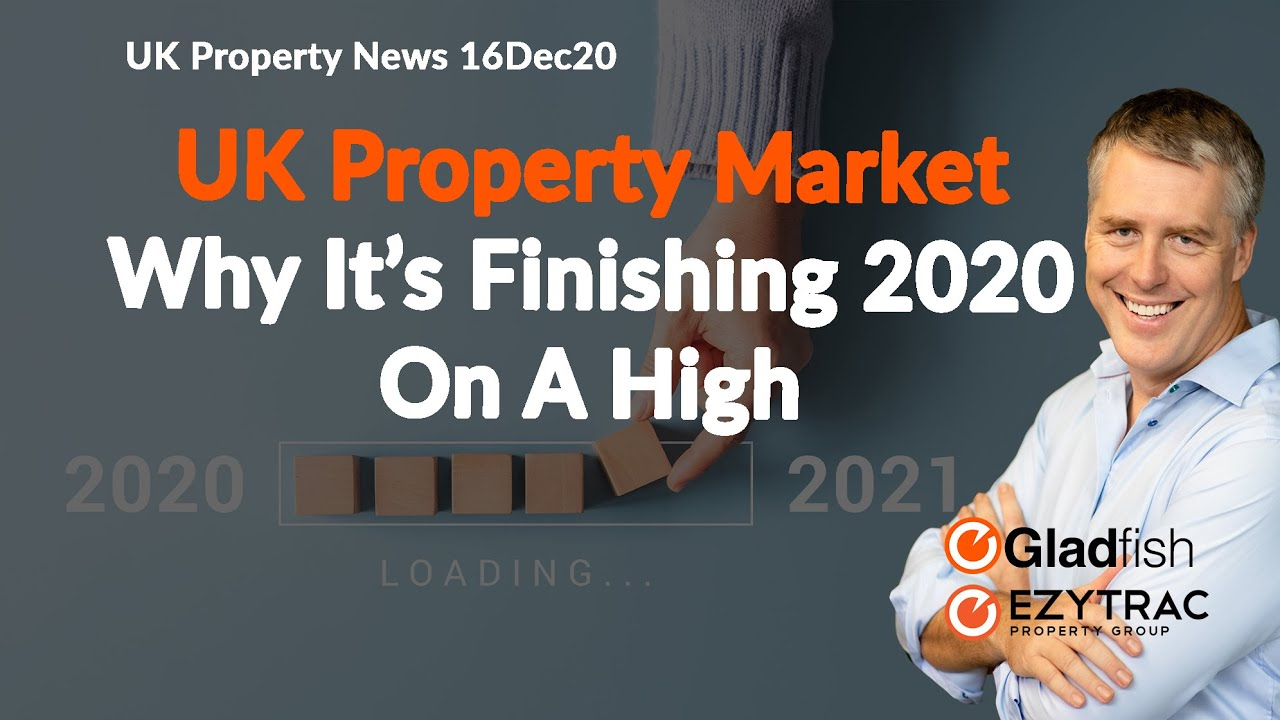 🆕 London & UK Property News For Property Investors - 16 December 2020