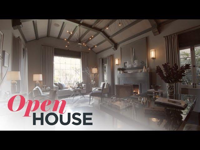 Designer Jeff Andrews' Charming 1930s Spanish Style Home  | Open House TV
