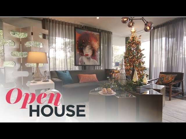 Designer John McClain's Dapper Hollywood Hills Home | Open House TV