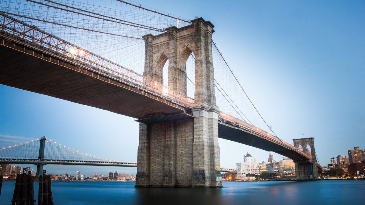 The Woman Who Built The Brooklyn Bridge