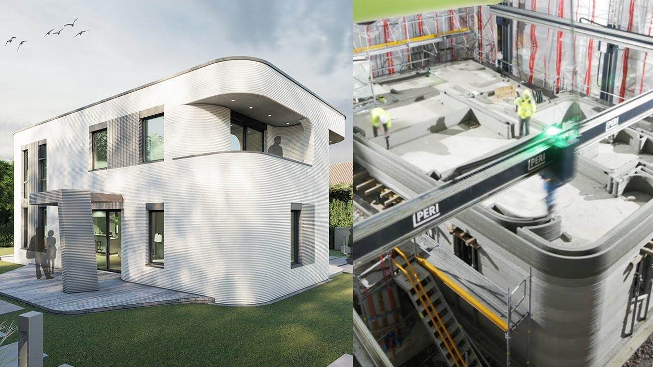 Why This 3D-Printed House Will Change The World
