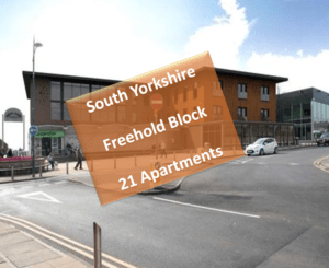 Freehold Block Of 21 Apartments, Barnsley, South Yorkshire