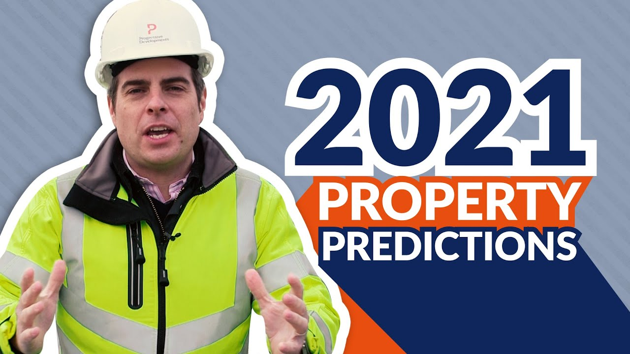2021 Property Predictions | Will The Market Crash? | UK Property Market