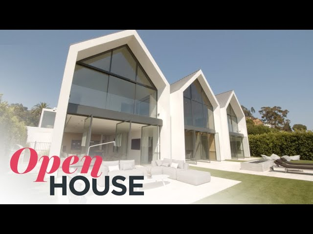 Architect Jeffery Allsbrook and Silvia Kuhle's Forest Hill Masterpiece | Open House TV