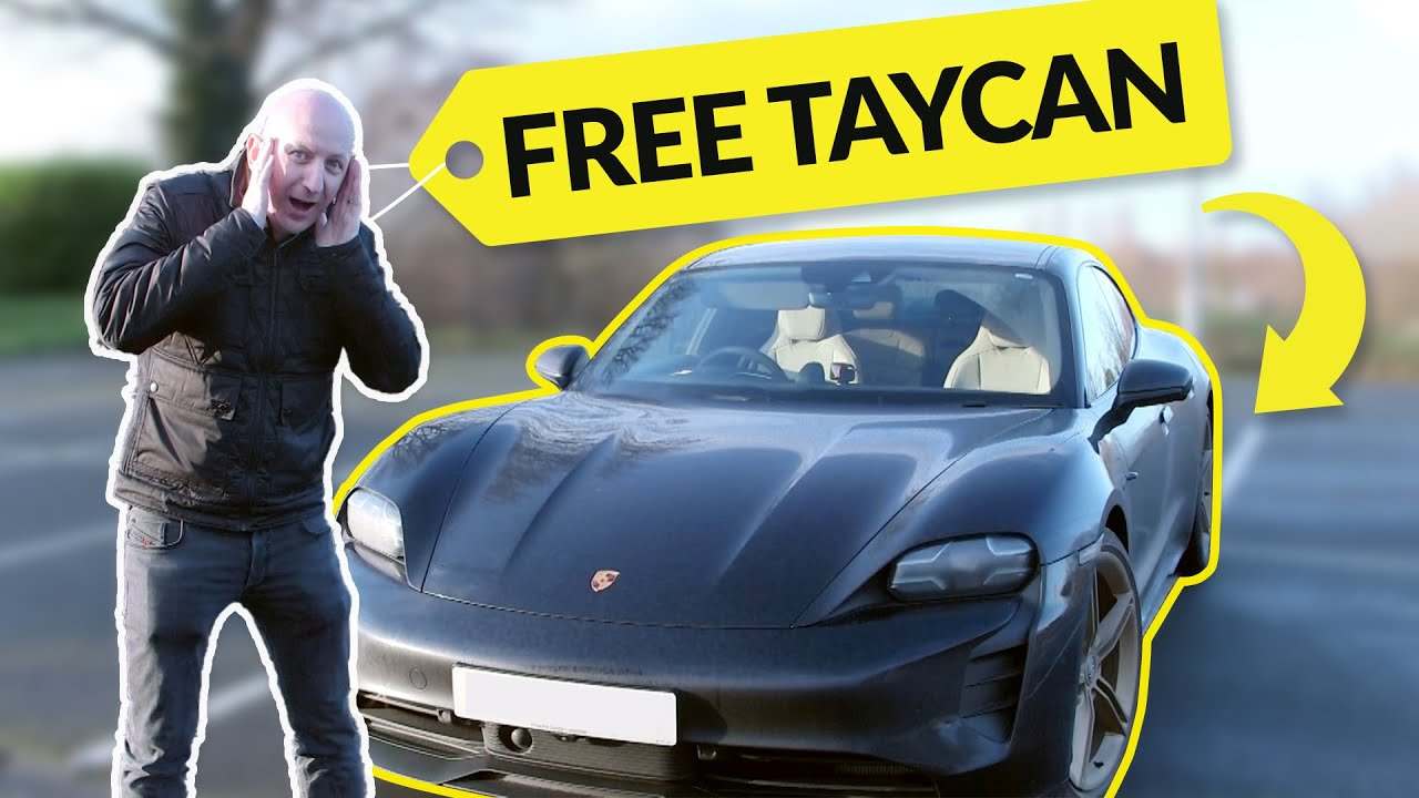 HOW I GOT MY PORSCHE TAYCAN....FOR FREE!