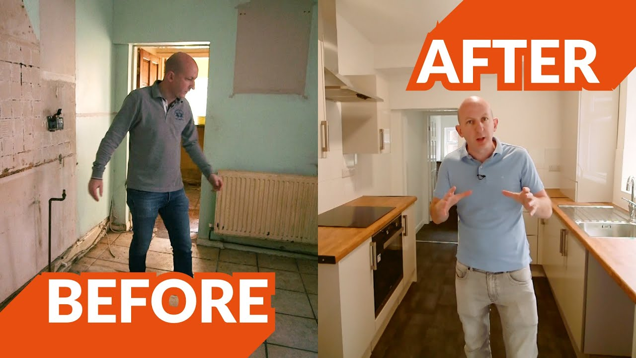 Refurbishing a Repossession Property & Making £14K Profit in 1 Month | Full Cost Breakdown