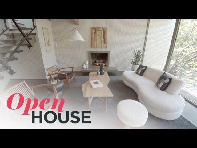 Silver Lake's Mid-Century Modern Kawaguchi House | Open House TV