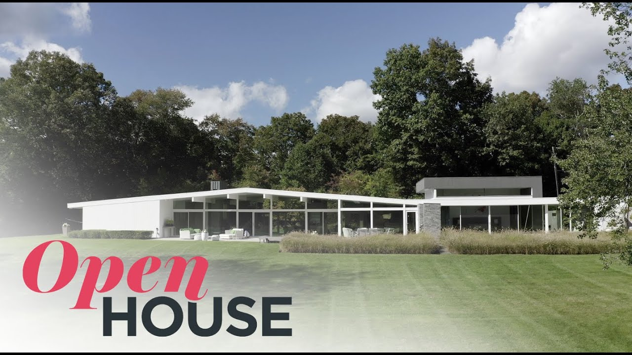 Architect Joel Sanders' Mid-Century Modernist Home Transformation | Open House TV