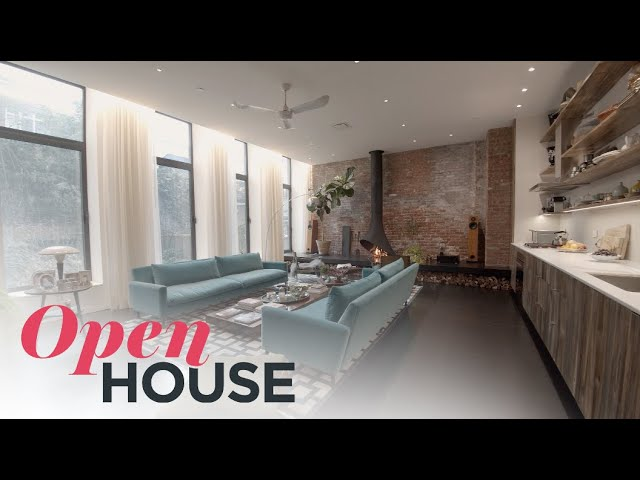 Architects Amale Andraos and Dan Wood's Innovative Brooklyn Triplex | Open House TV
