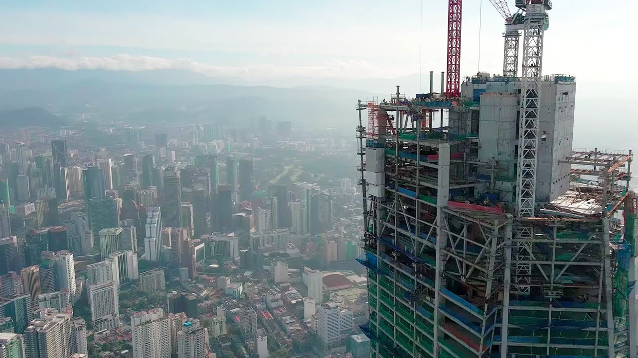 Building the World's Last Megatall Skyscraper