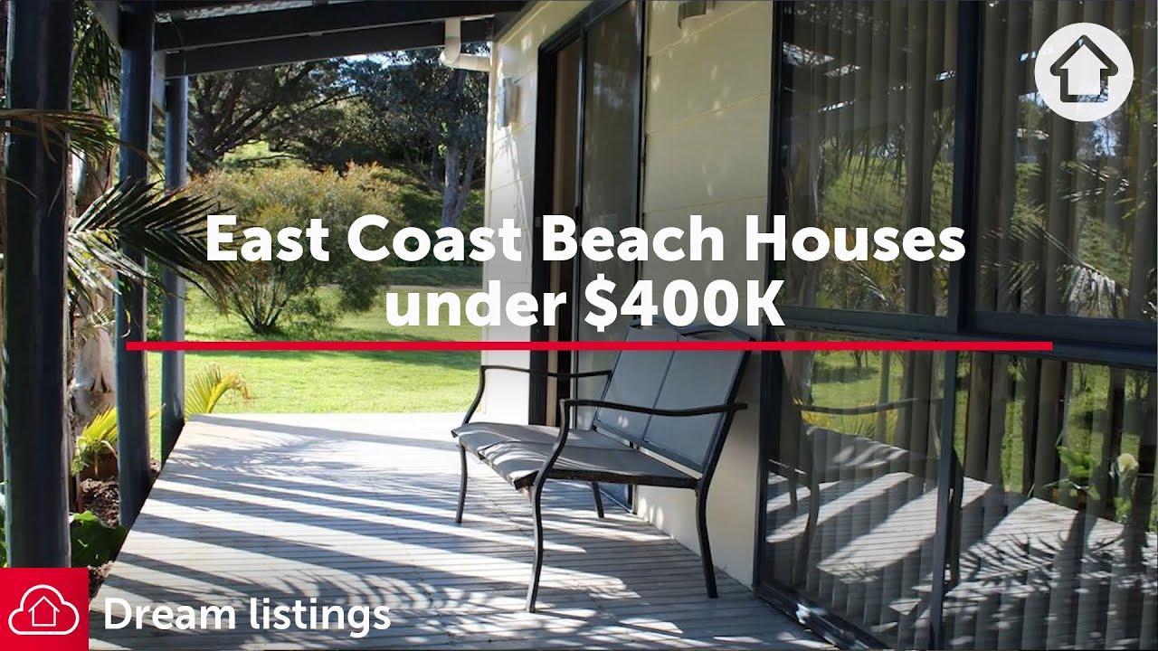 East Coast Beach Houses under $400K | Realestate.com.au