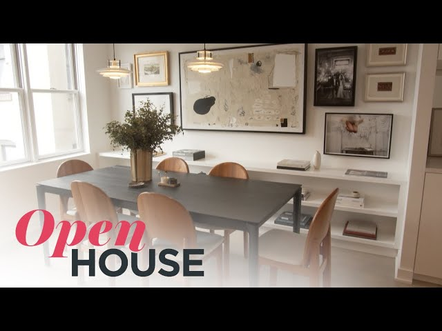 Designer Gabriela Gargano's Stylish Little Italy Apartment | Open House TV