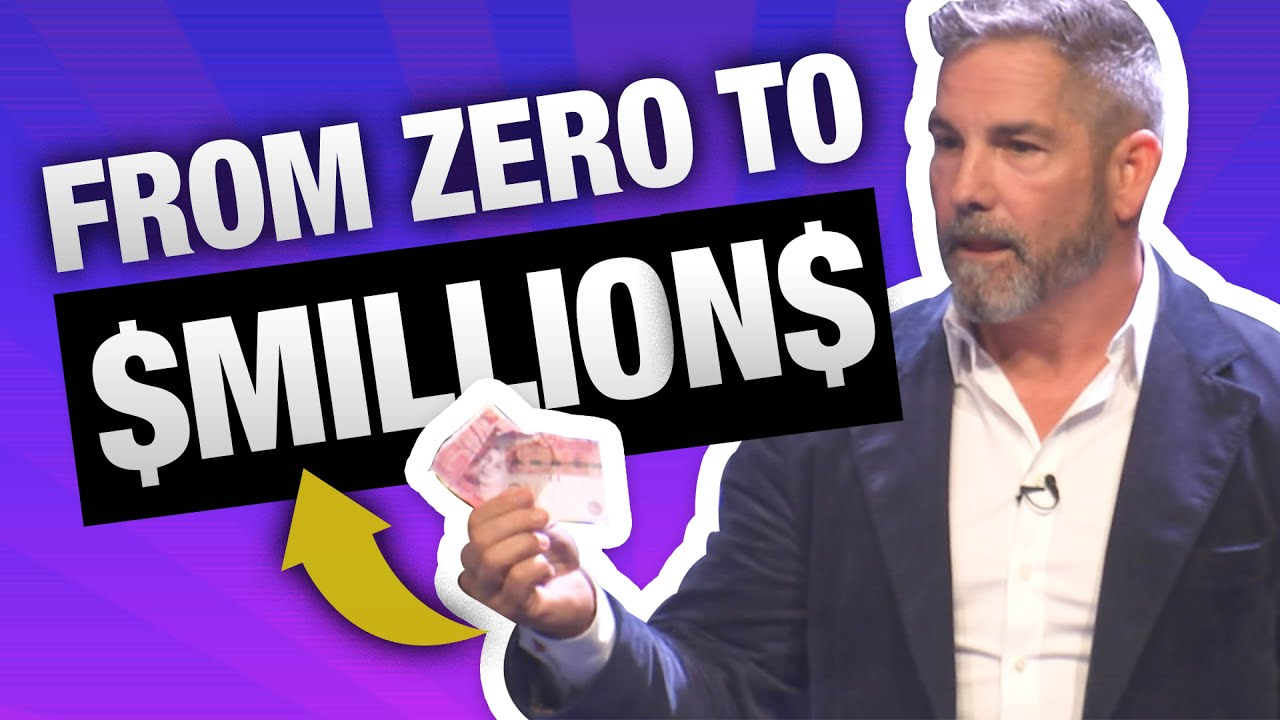 How Grant Cardone Went From Zero to Millionaire