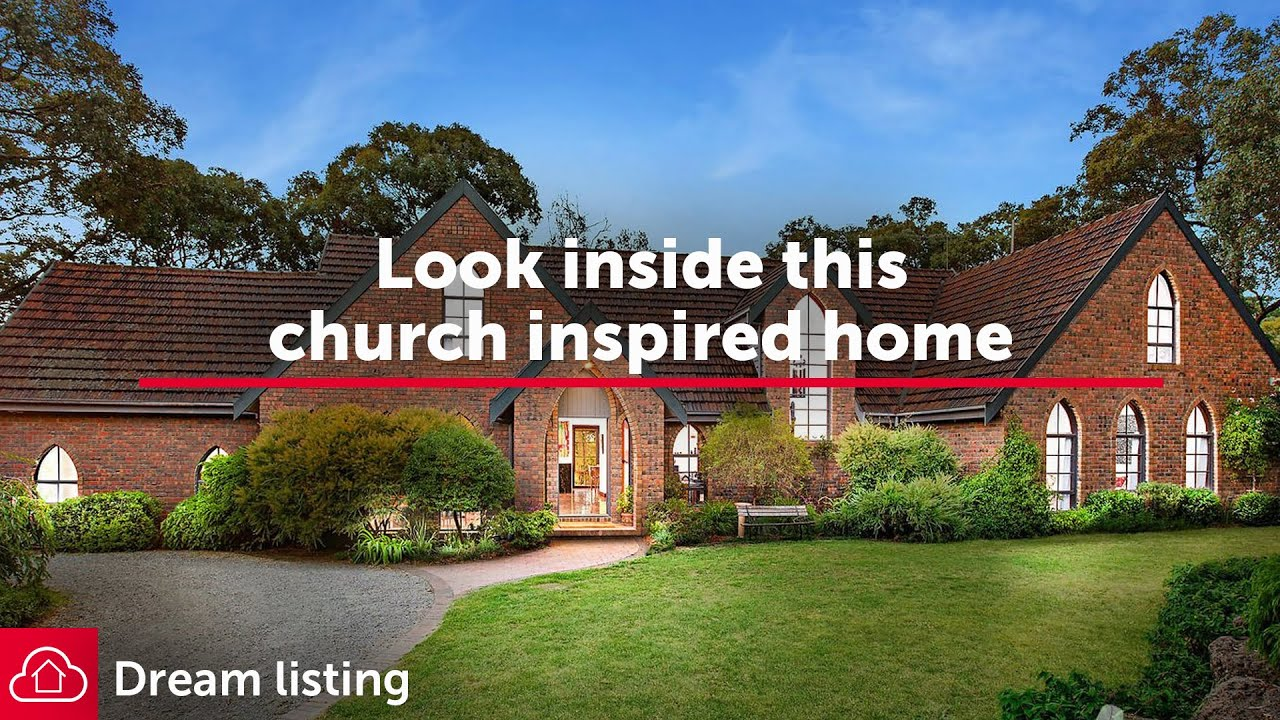 Look inside this church inspired home | Realestate.com.au