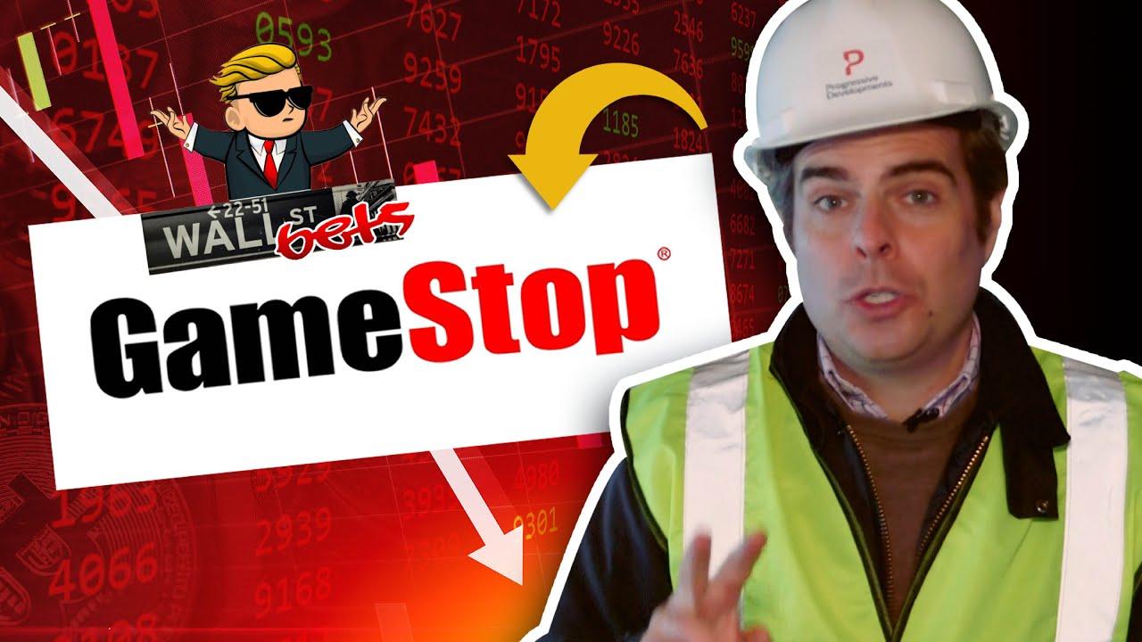 Mark Homer's Analysis on GameStop & Bitcoin