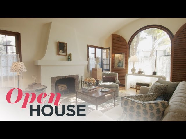 Designers Kevin Isbell and Gianantonio Corna's Idealistic LA Dream Home | Open House TV
