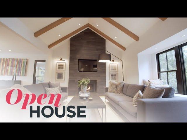 Interior Designer Sara Touijer Elegant House Flip in Rye, New York | Open House TV