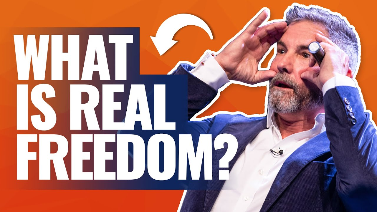 Grant Cardone on What is REAL Freedom!
