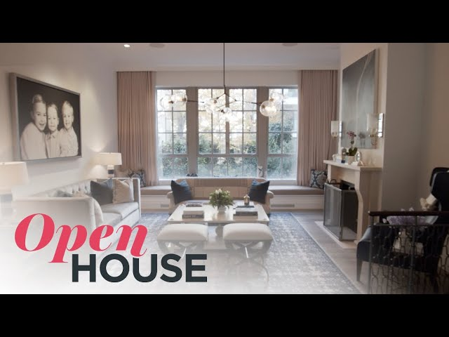 Traditional, Yet Modern Six-Story Home In the Upper-East Side | Open House TV