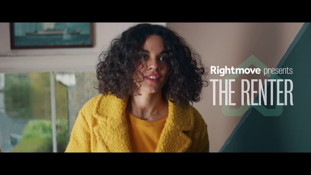 The Renter - Rightmove tv advert 2021 - 30 second