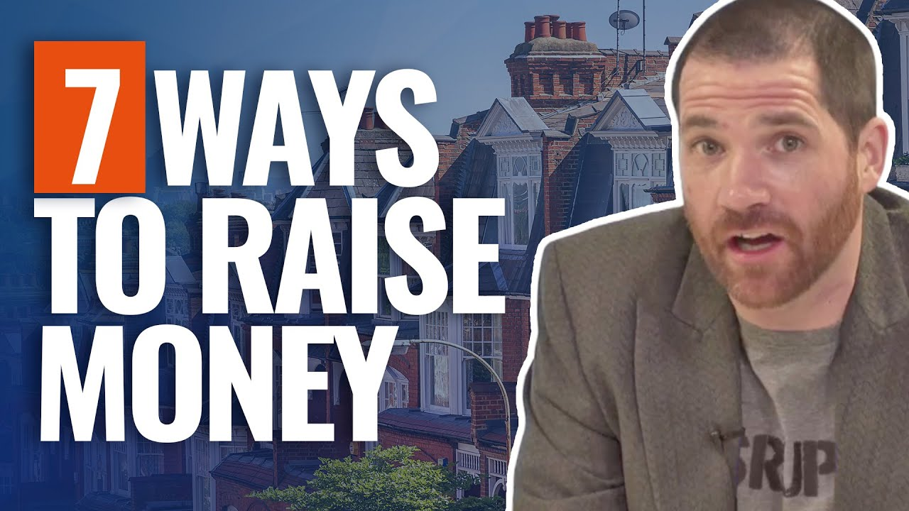 7 Ways How to Raise Money for Property Investing | Raise Joint Venture Finance