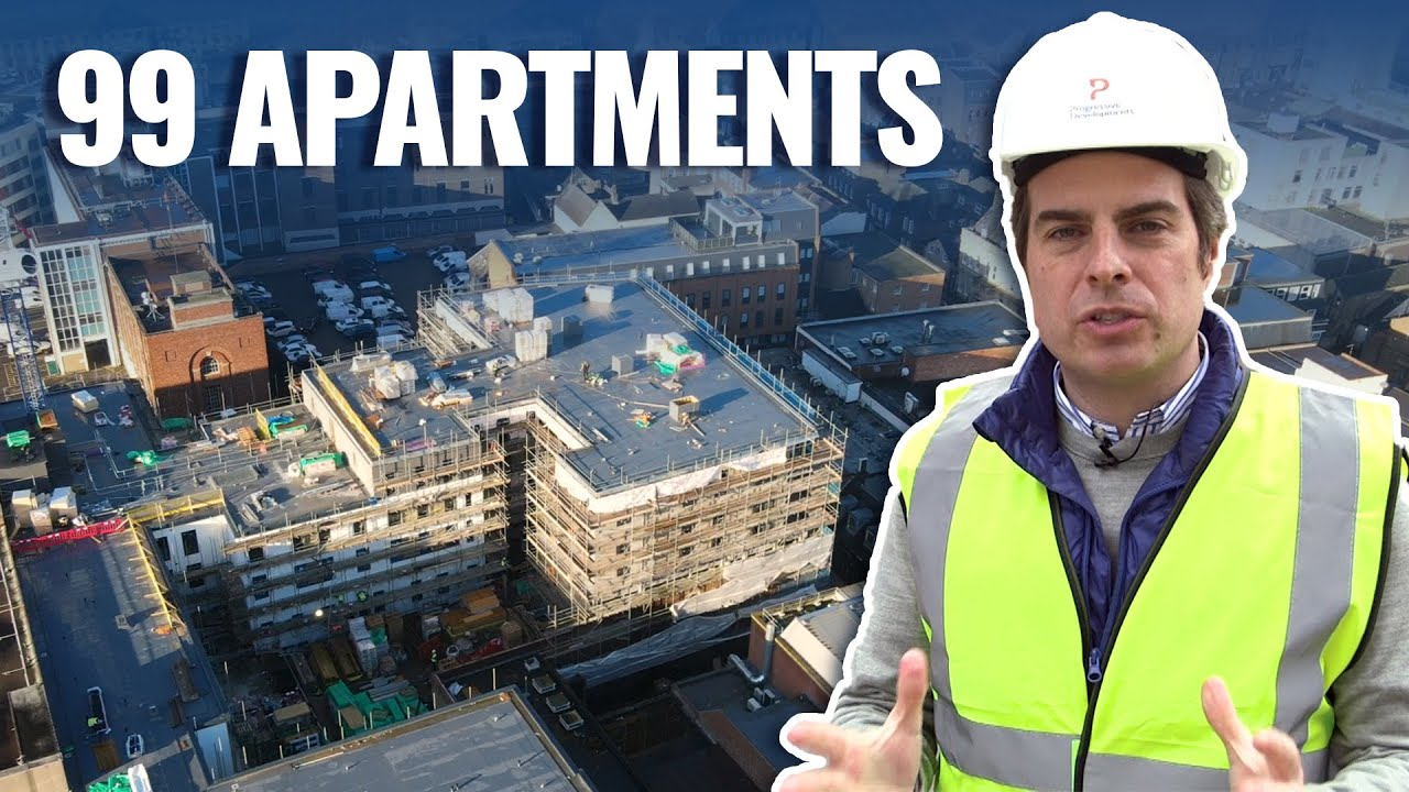 99 Apartment Project Update | Mark Homer | Property Development