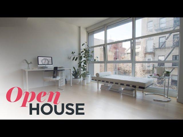 Creative Director Pari Ehsan's Zen Nolita Apartment | Open House TV