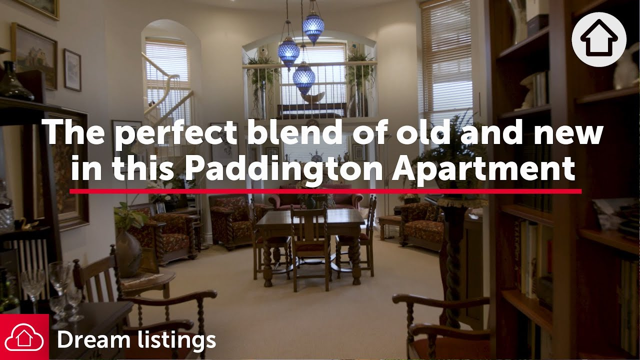 The perfect blend of old and new in this Paddington Apartment | Realestate.com.au