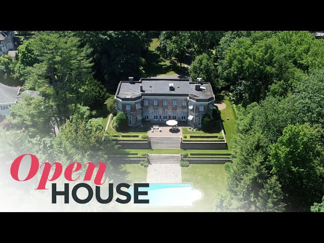 Elegant and Private Versailles-Inspired Estate | Open House TV