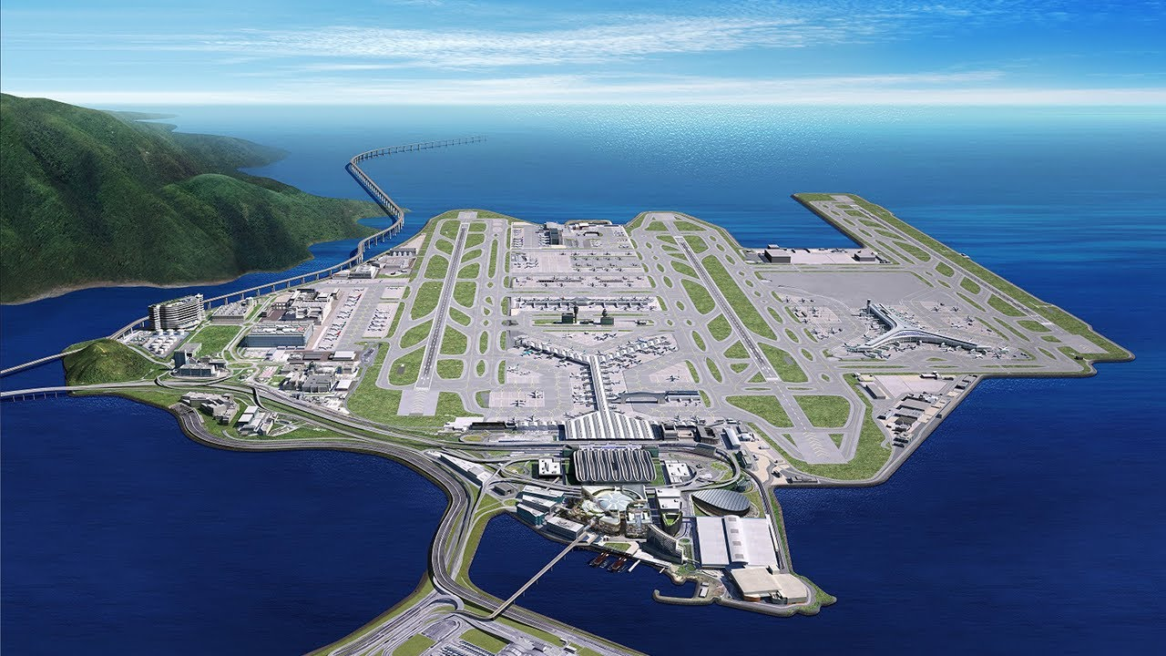 Hong Kong's $18BN Airport Expansion Explained