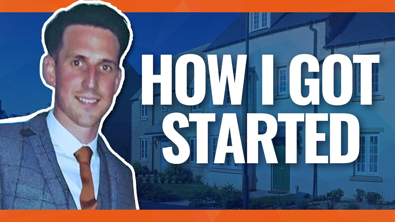 How I Became a Full Time Property Investor
