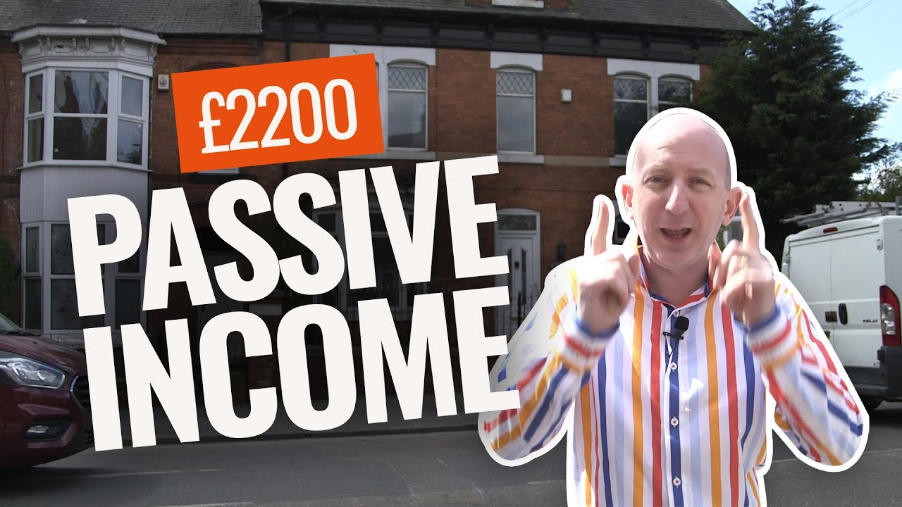 How I Make £2200 Passive Income From 1 Investment Property