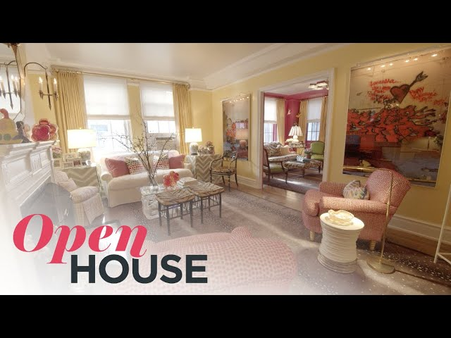 Interior Designer Philip Thomas's Modern and Glamorous Project | Open House TV
