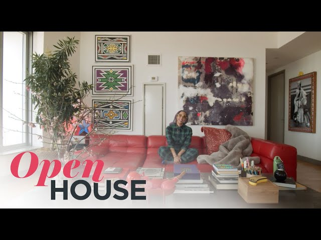 Joy Strategist Grace Harry's Playroom in the Sky | Open House TV