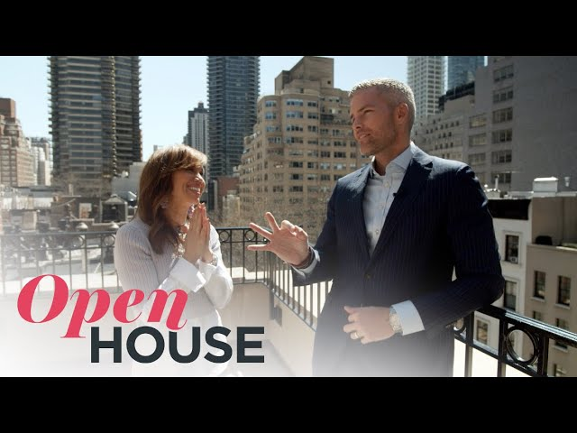 Luxurious Six-Story NYC Townhouse with Ryan Serhant | Open House TV