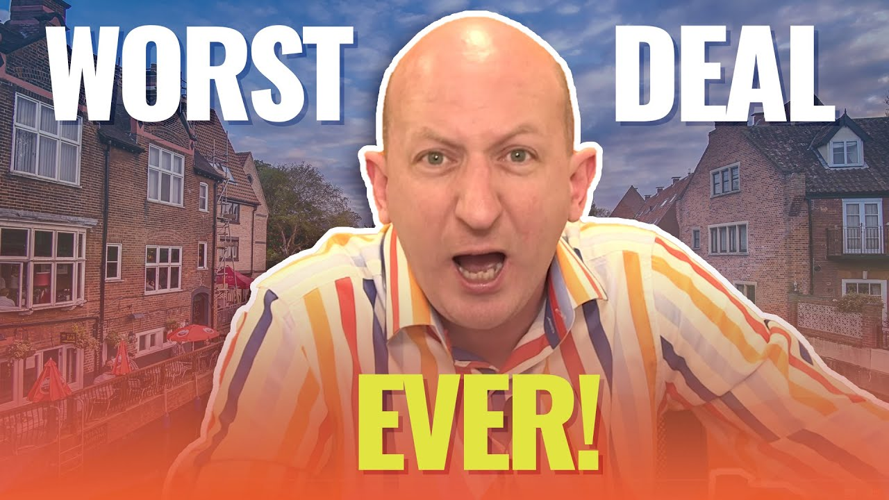My Worst Ever Property Deal Revealed!   Property Investing Q&A