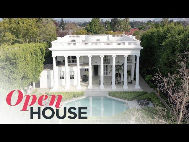 Regal Southern California Home Inspired by Louis XV | Open House TV