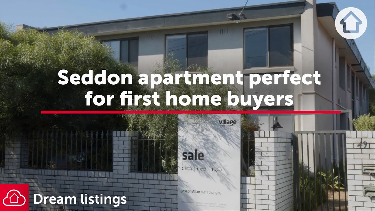 Seddon apartment perfect for first home buyers | Realestate.com.au