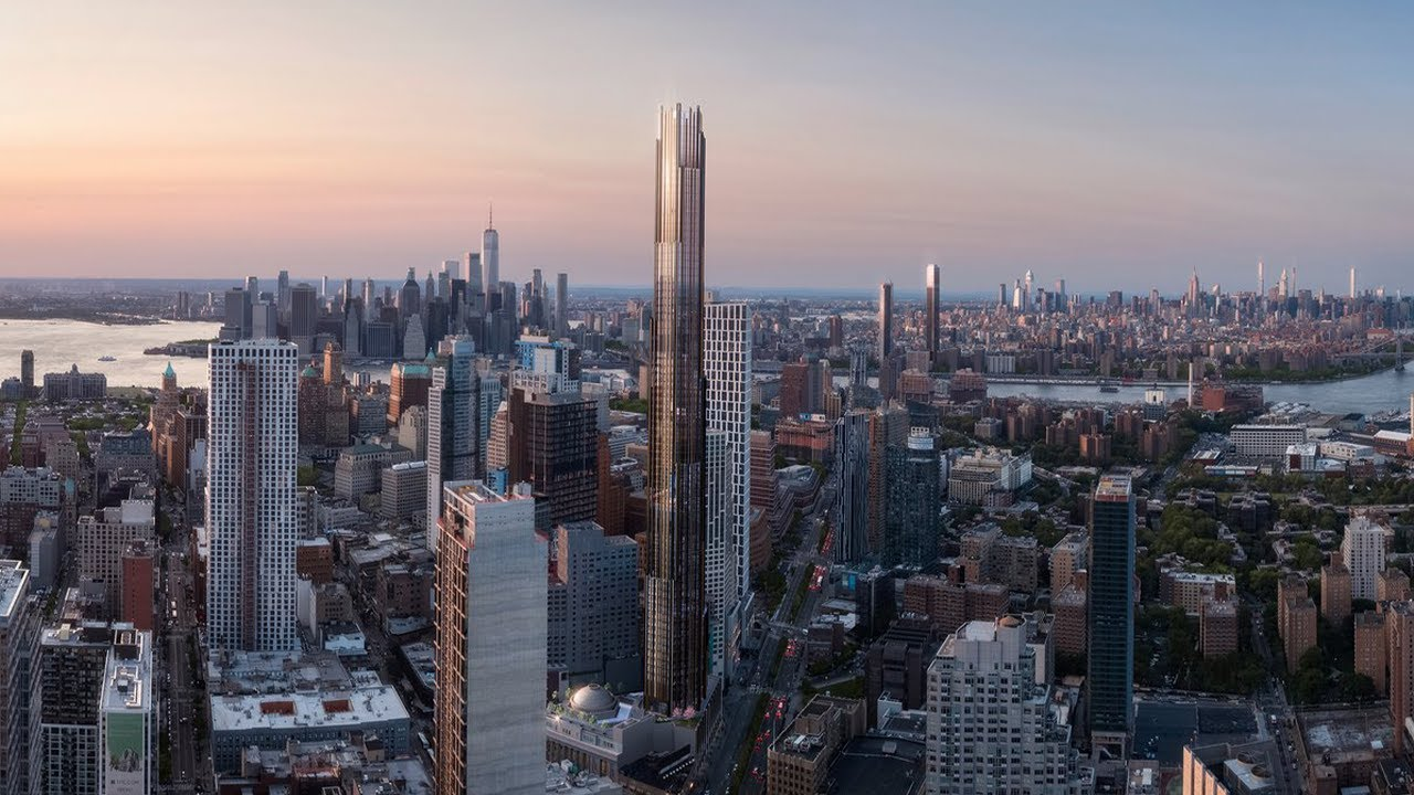 The Rise of Brooklyn's First Supertall Skyscraper