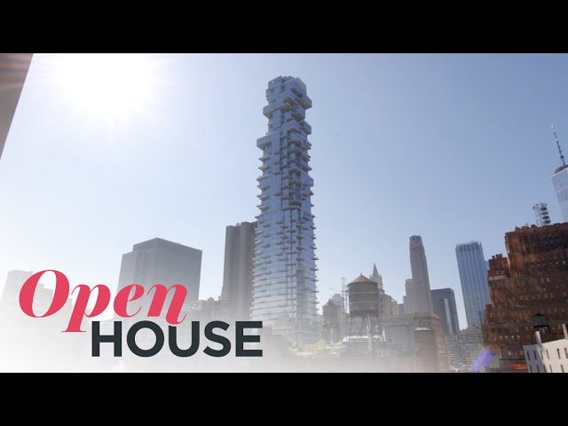 Sensational Views at New York City's Jenga Building with Architect Denis Schofield | Open House TV
