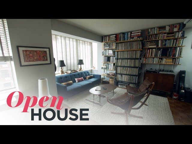 Artist Christina Lonsdale's Aura-Filled Harlem Home | Open House TV