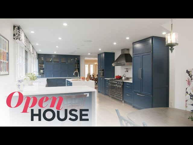 Charming, Craftsman-Style Home in Riverdale | Open House TV