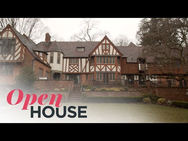 Gilded Age Chic Mansion in Great Neck, Long Island | Open House TV