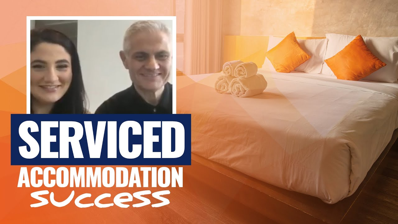 How I Started My Service Accommodation Property Business