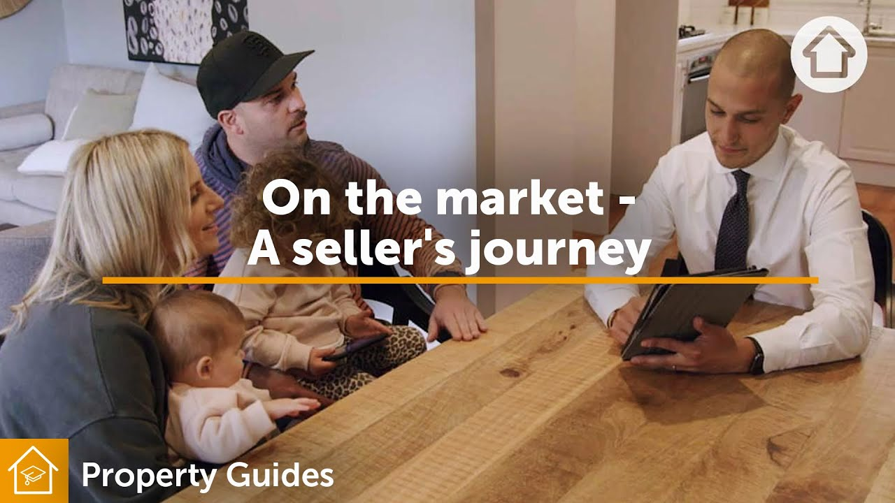 On the market - A seller's journey | Realestate.com.au