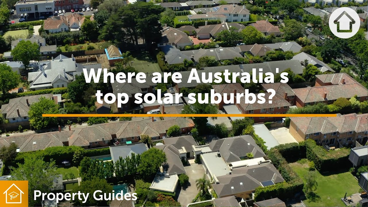 Where are Australia's top solar suburbs? | Realestate.com.au