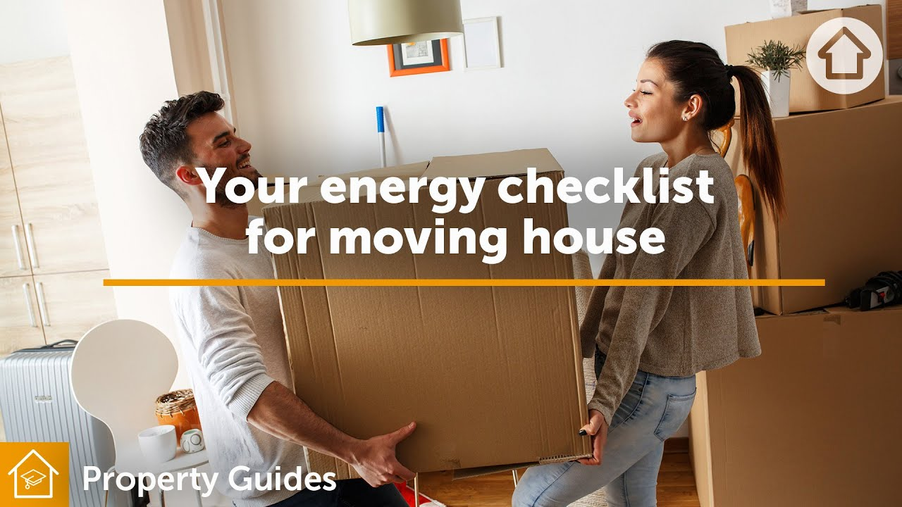 Your energy checklist for moving house | Realestate.com.au