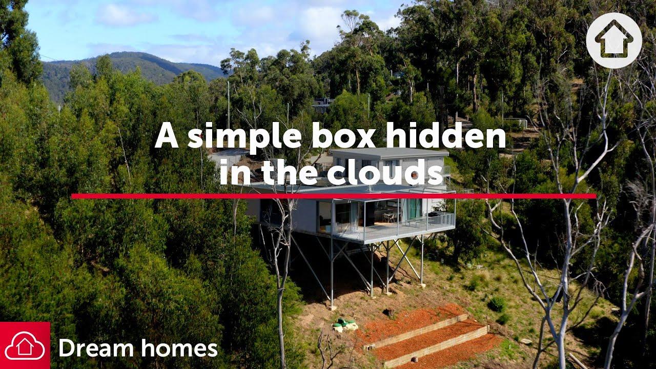 A simple box hidden in the clouds | Realestate.com.au