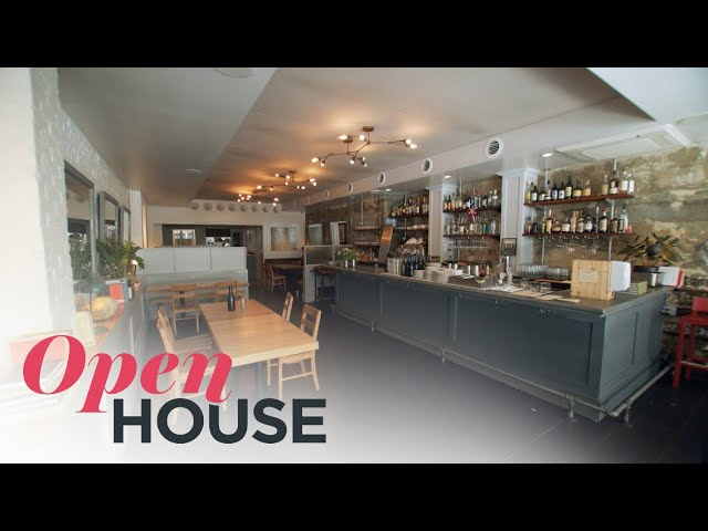 Chef Ned Baldwin's Home Away from Home for Hudson Square Neighborhood | Open House TV