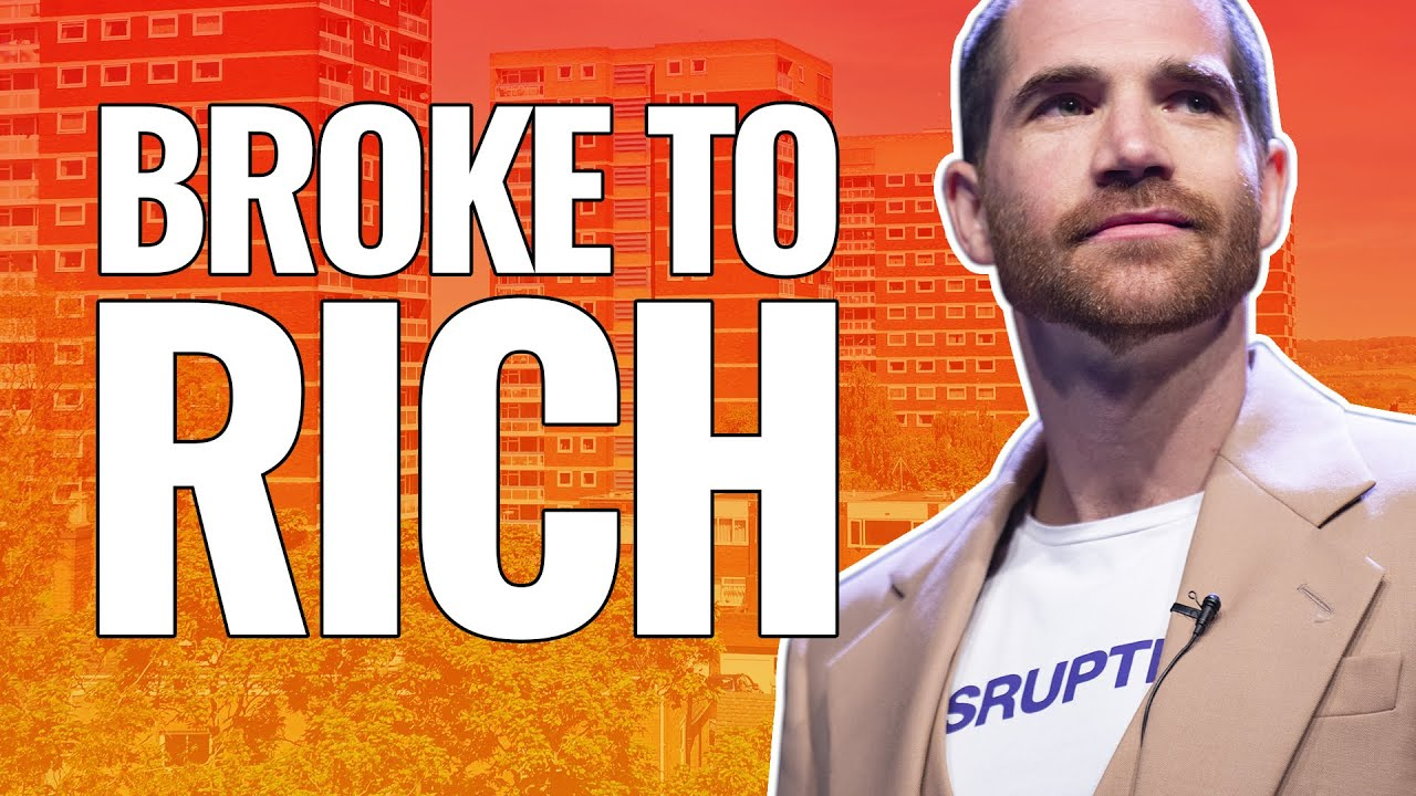 50k In Debt To Millionaire Entrepreneur | How to Raise Money For Investments